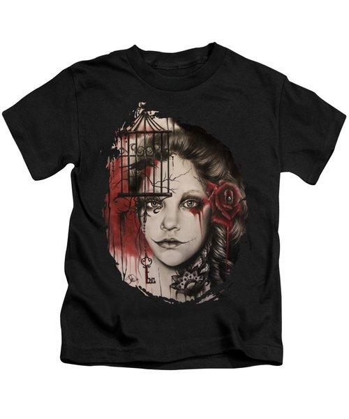 Inner Demons  Kids T-Shirt