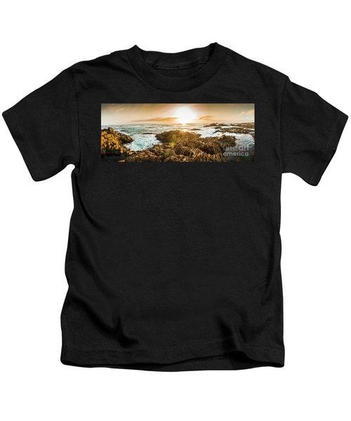Insert Unique Ocean Title Here Kids T-Shirt