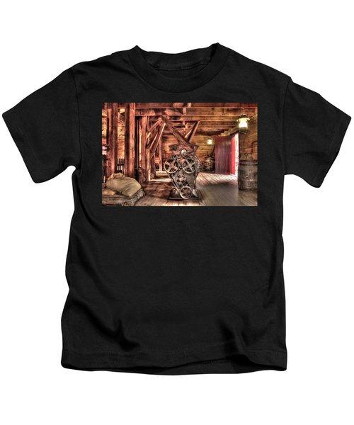Inside The Mill Kids T-Shirt