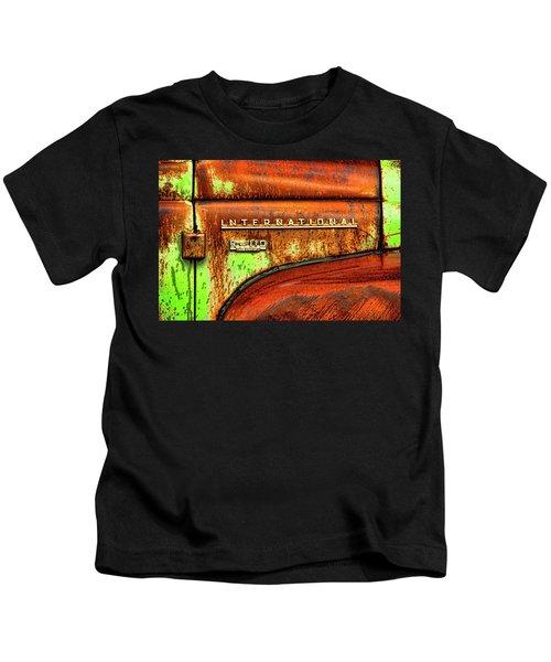 International Mcintosh  Horz Kids T-Shirt