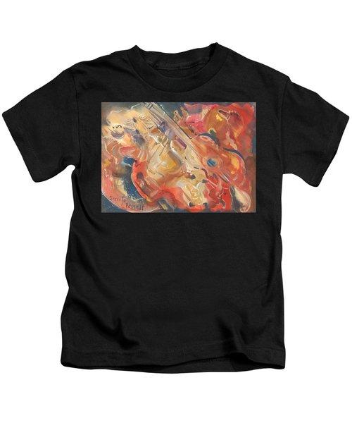 Intimate Guitar Kids T-Shirt