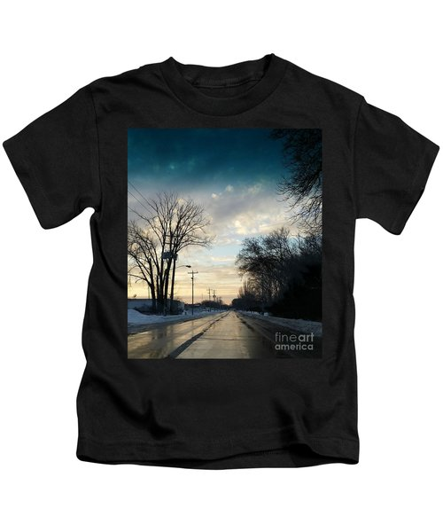 Into New Country Kids T-Shirt
