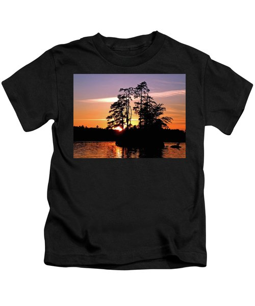 Into Shadow Kids T-Shirt