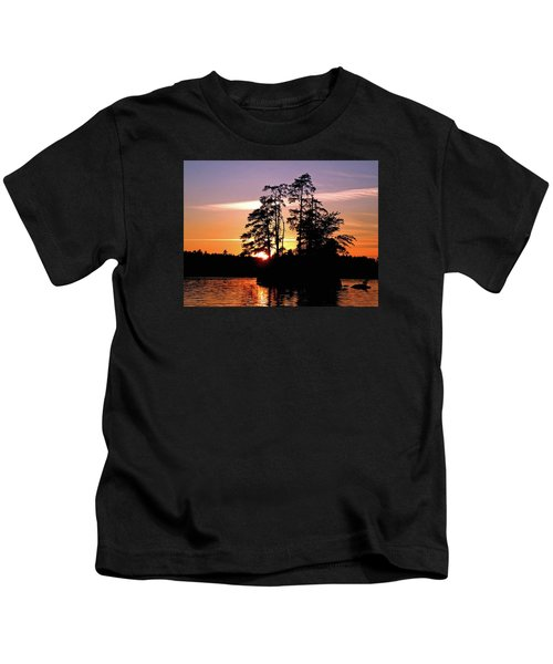 Into Shadow Kids T-Shirt