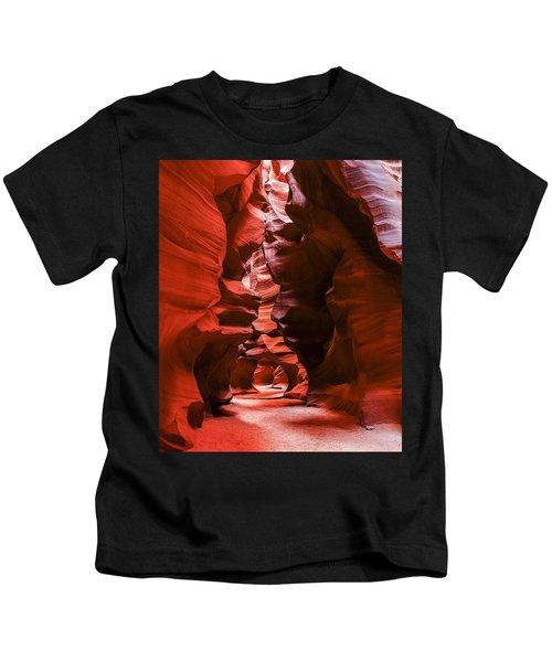 Into The Maze Kids T-Shirt