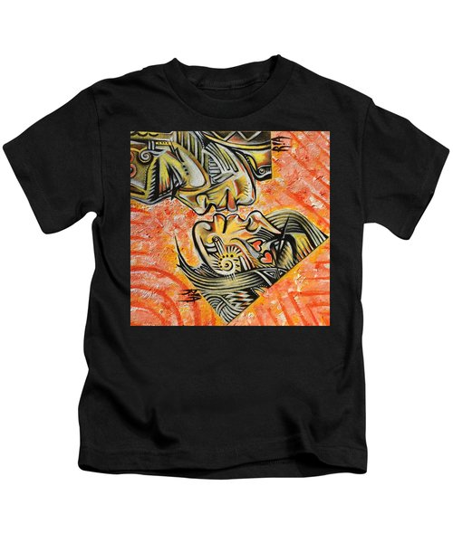 Intricate Intimacy Kids T-Shirt