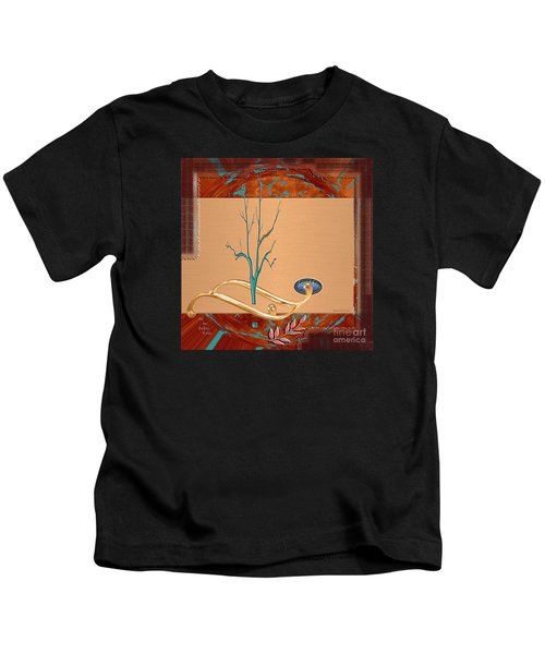 Inw_20a5563-sq_sap-run-feathers-to-come Kids T-Shirt
