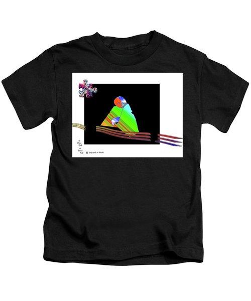 inw_20a6501 Be between Rocks Kids T-Shirt