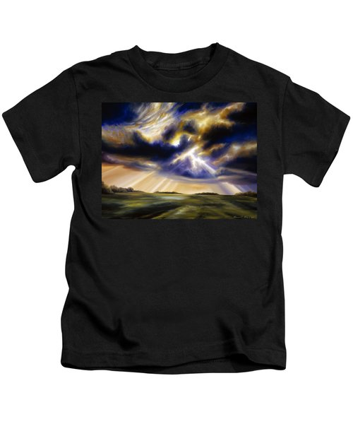 Iowa Storms Kids T-Shirt