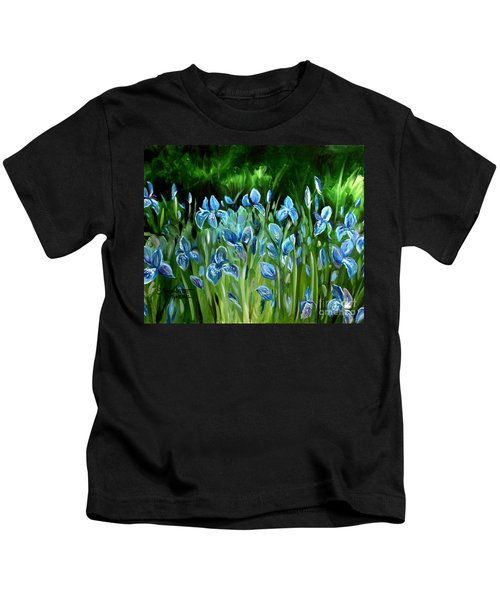 Iris Galore Kids T-Shirt