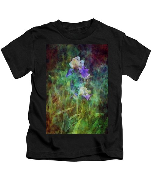 Irises 6618 Idp_3 Kids T-Shirt