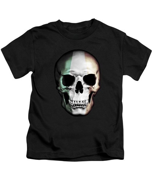 Irish Skull Kids T-Shirt