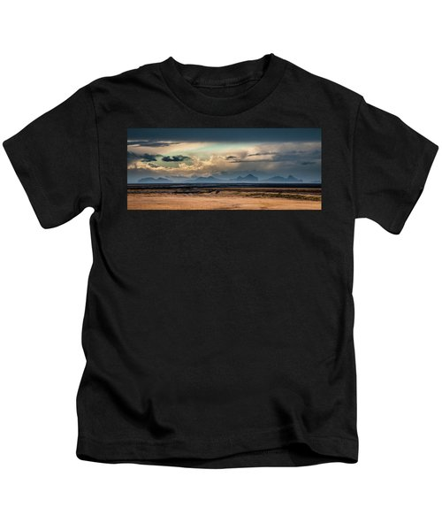 Islands In The Sky Kids T-Shirt