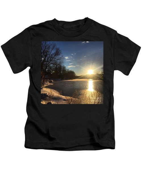 iSunset Kids T-Shirt
