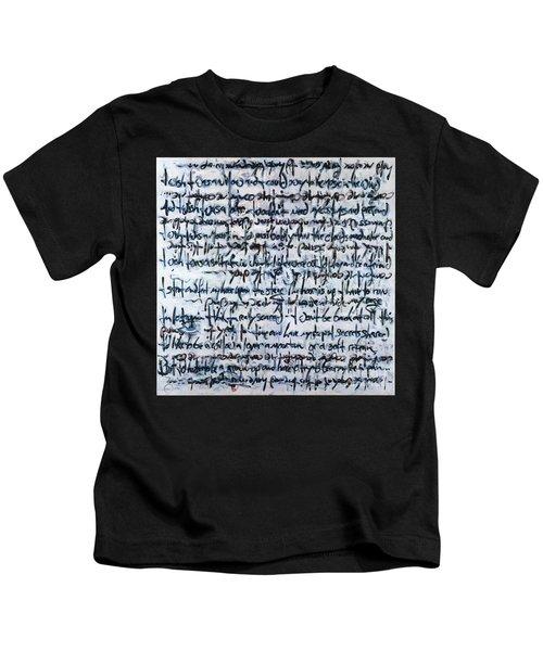 Ivory Tower Blues Kids T-Shirt