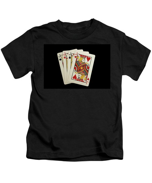 Jack Of All Trades Kids T-Shirt
