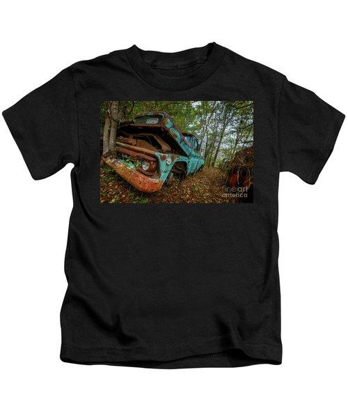 Jacked Up Gmc Kids T-Shirt