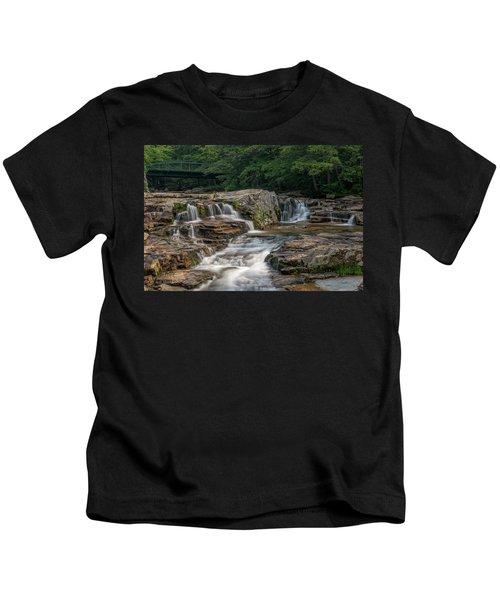 Jackson Falls Kids T-Shirt