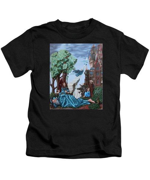 Jacob's Ladder Kids T-Shirt