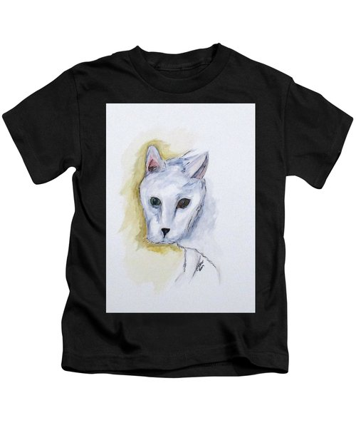 Jade The Cat Kids T-Shirt