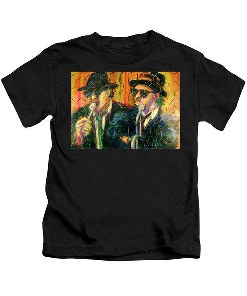 Jake And Elwood Kids T-Shirt