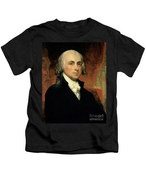James Madison Kids T-Shirt
