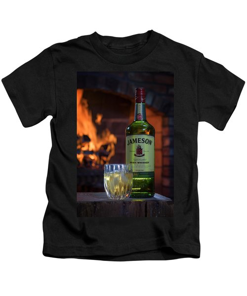 Jameson By The Fire Kids T-Shirt