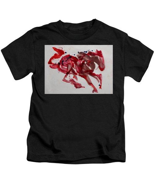 Japanese Horse Kids T-Shirt