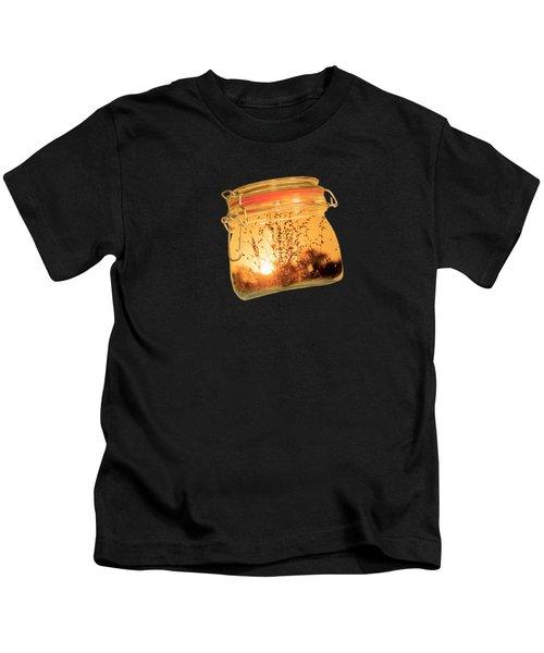 Jar Full Of Sunshine Kids T-Shirt