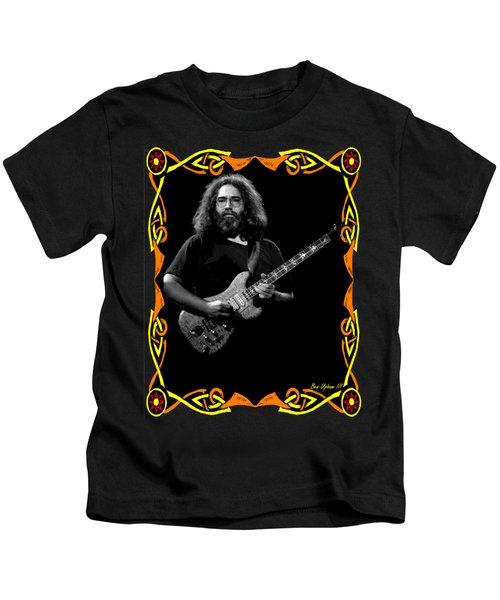 Jerry Frame #4 Kids T-Shirt