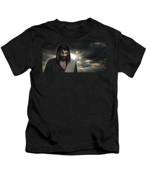 Jesus- Will You Hear Me Shout Come Up Kids T-Shirt