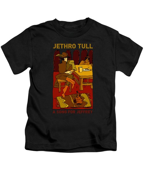 Jethro Tull - A Song For Jeffrey Kids T-Shirt