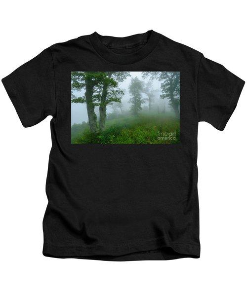 Jewell Hollow Overlook Kids T-Shirt