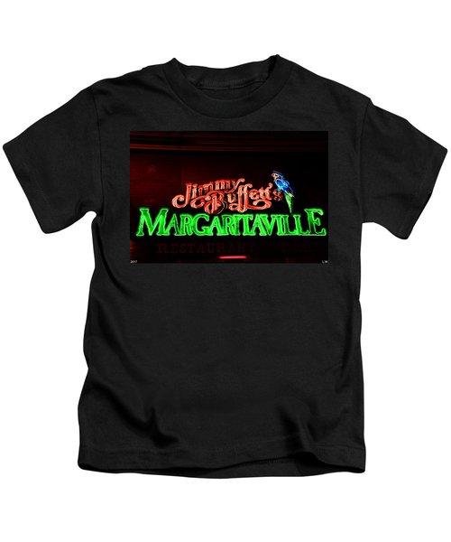 Jimmy Buffett's Margaritaville Kids T-Shirt