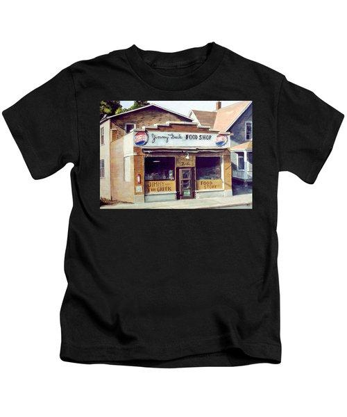 Jimmy The Greek Kids T-Shirt