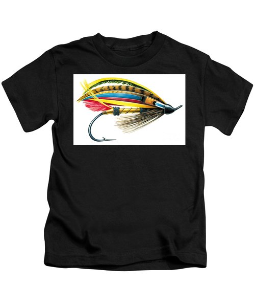 Jock Scott Fly Kids T-Shirt