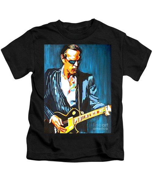 Joe Bonamassa. Hummingbird Kids T-Shirt