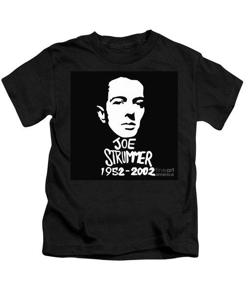 Joe Strummer Kids T-Shirt