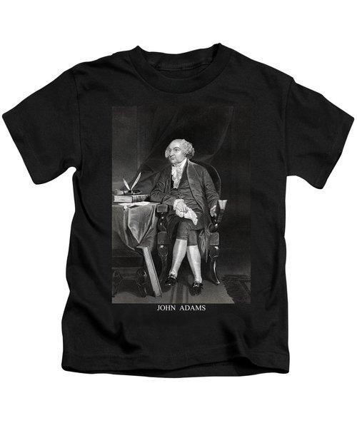 John Adams Kids T-Shirt