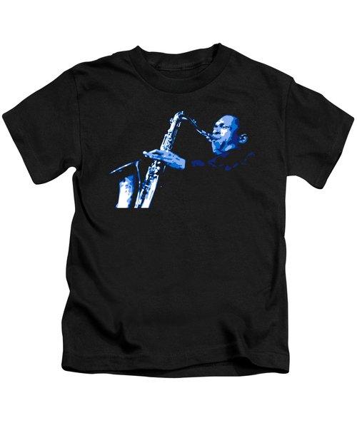 John Coltrane Kids T-Shirt
