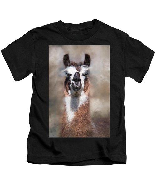 Jolly Llama Kids T-Shirt