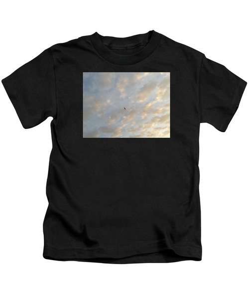 Jonathan Livingston Seagull Kids T-Shirt