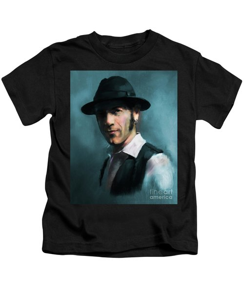 Mr. Marin Kids T-Shirt