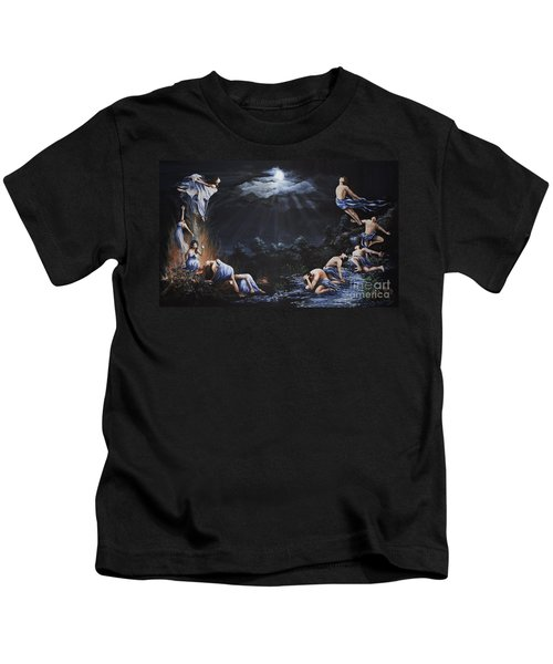 Journey Into Self Kids T-Shirt