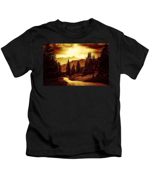Journey Of Faith Kids T-Shirt