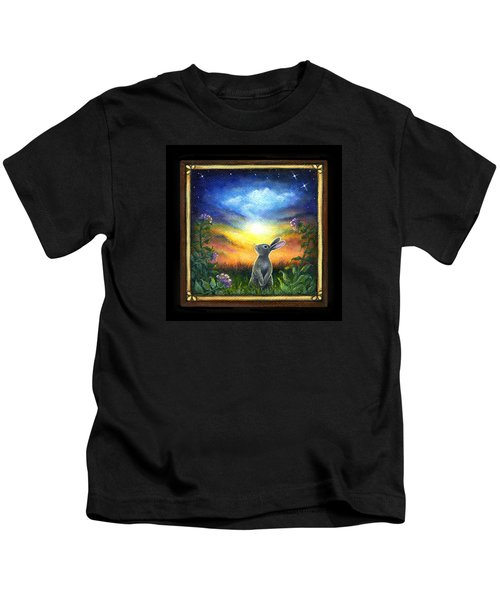 Joy Comes In The Morning Kids T-Shirt