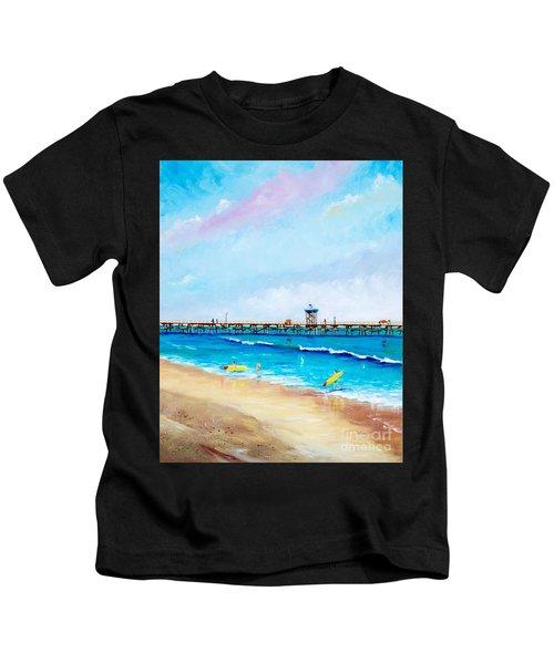 Jr. Lifeguards Kids T-Shirt