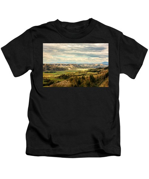 Judith River Breaks Kids T-Shirt