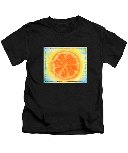 Juicy Orange Kids T-Shirt