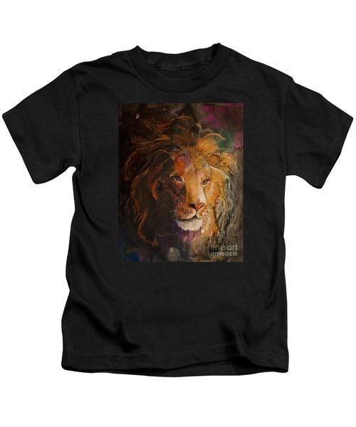 Jungle Lion Kids T-Shirt